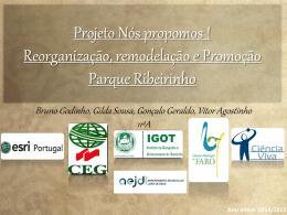 ESJD_11A_Reorganização, Remodelação e Promoção Parque