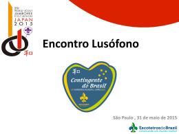 Encontro Lusófono, Coquetel e Insígnia da Lusofonia