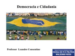 Democracia e suas dimensões