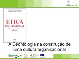 Deontologia - formacaocidadania