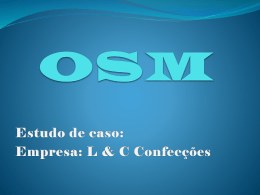 osm - W Andrade