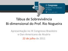 Clique aqui para - Instituto Brasileiro de Atuária
