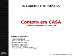 Compra em CASA O SEU SUPERMERCADO