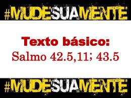 - Ministério Edicleyson Oliveira