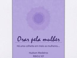 Orar pela mulher - Brasil de Joelhos
