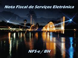 Slide 1 - Prefeitura Municipal de Belo Horizonte