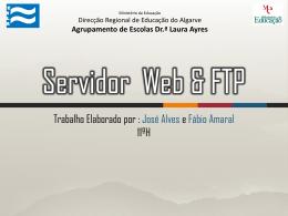 Servidor Web & FTP