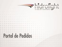 PORTAL DE PEDIDOS