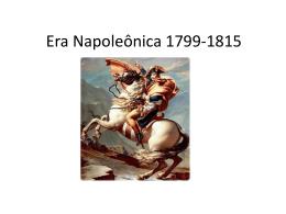 Era Napoleônica, Congresso de Viena e Revoluções liberais
