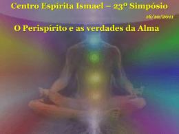 Ivam Ricardo Rogério - Centro Espírita Ismael