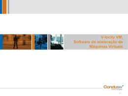 V-locity VM - SiliconAction.com.br