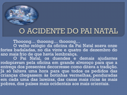 O ACIDENTE DO PAI NATAL 8º (113303)