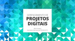 Apresentacao_Gerenciamento_Projetos_Digitais – Aline Fonseca