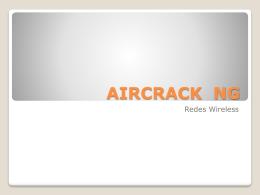 AIRCRACK NG