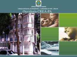 Ouvidoria do Crea-PA