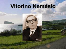 Vitorino Nemésio - Agrupamento de Escolas de Vale de Ovil