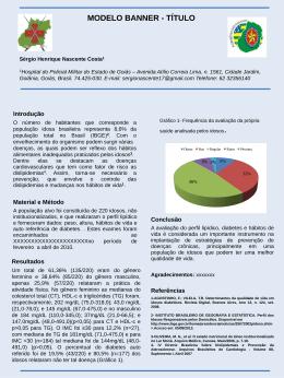 MODELO BANNER (Pôster) - congressosaudepmbm.com.br