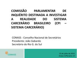 Rita de Cássia Bertão Cataneli - Conselho Nacional dos Secretários
