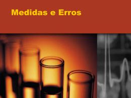 Slides Erros - Laboratório de Física Computacional