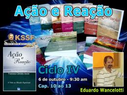 Ação e Reação - Cap. 10, 12 e 13 (EduardoW)