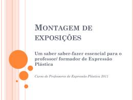 Montagem_de_exposições - e-bief