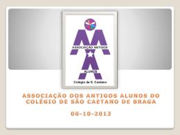 Associação dos Antigos alunos do Colégio de S. Caetano de Braga