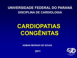 Cardiopatias Congenitas