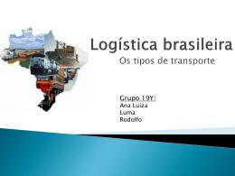 Logística brasileira