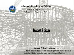 perpendiculares ao plano da estrutura