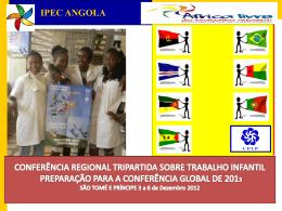 Trabalho Grupo 1 - Angola - Plano Caravana