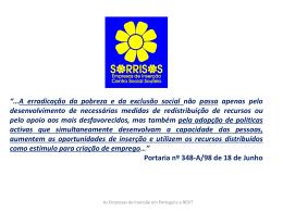 EMPRESAS INSERÇÃO CSS