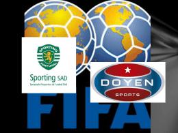 O Sporting e os Fundos de Jogadores