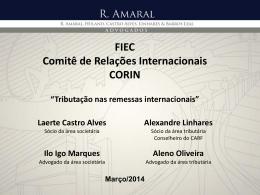 Tributação nas remessas internacionais