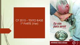 CF 2015 - Texto Base (sem ilustração, longo)