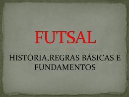 FUTSAL - professorneto