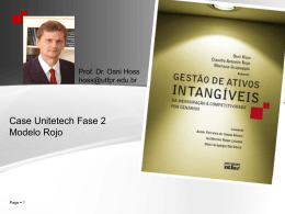 Cap 14 - Case Unitech Fase 2