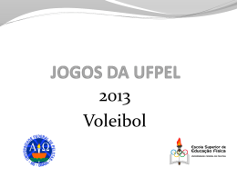 Congresso Tecnico Voleibol