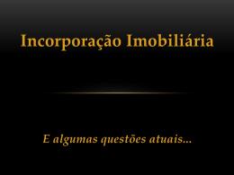 Antonio Ricardo - Incorporação Imobiliária