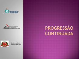 Progressão Continuada
