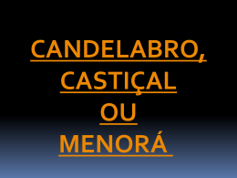 13 – Castiçal - Pr. Wilian Gomes