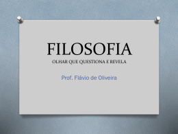 AULA DE FILOSOFIA POWER POINT