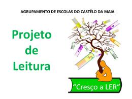 PPT PROfs - Agrupamento de Escolas do Castelo da Maia