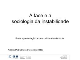 Crítica à teoria social