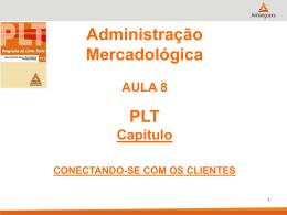 Aula 08-CONECTANDO-SE COM OS CLIENTES