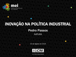 Pedro Passos - Portal da Indústria