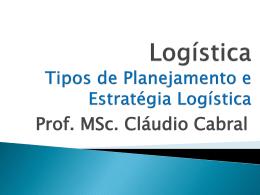 Estratégia da Logística