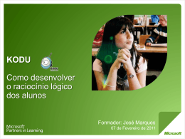 KODU - Microsoft