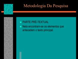 Parte textual - Faculdade de Medicina