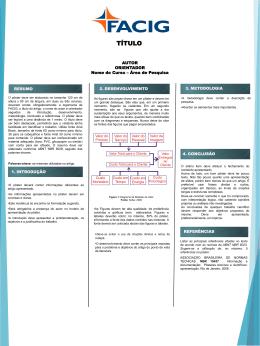 FACIG Modelo de Poster Academico