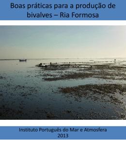 Indicadores de boas práticas na engorda de bivalves * Ria Formosa